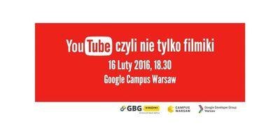 YouTube, czyli nie tylko filmiki image