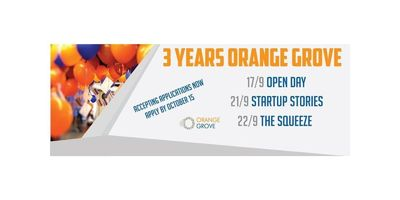 Orange Grove 3 Year Celebration image