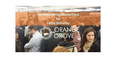 The Networking MasterClass by Cathy Delhanty image