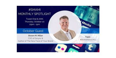 SMAMI October Spotlight for Branding on Social Media image