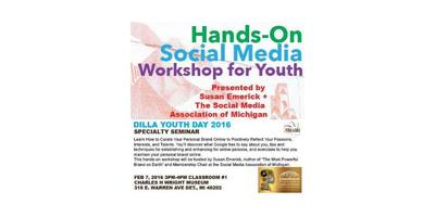 Hands-On Social Media Workshop for Youth at Dilla Youth Day image