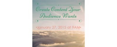 Content marketing for Business 101 - Morning/Macomb version image