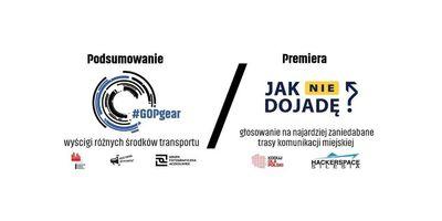 GOPgear / jakniedojade.pl (podsumowanie/premiera) image