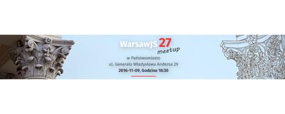 WarsawJS Meetup #27 image