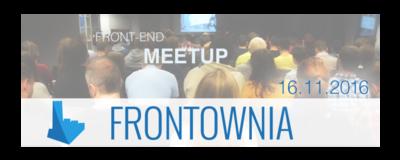 Frontownia #8 Meeting image