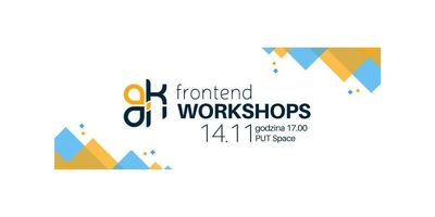 AKAI Frontend Workshops #1 image