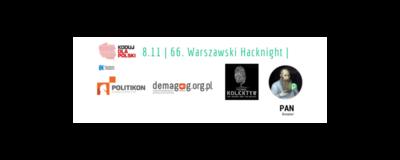 67. Warszawski Hacknight Koduj dla Polski image