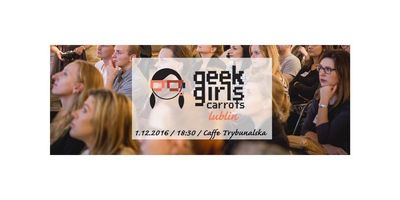 Geek Girls Carrots Lublin #13 image