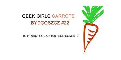 Geek Girls Carrots Bydgoszcz #22 image