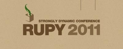 RuPy 2011 image