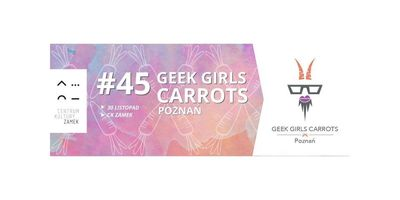 Geek Girls Carrots Poznań #45 image