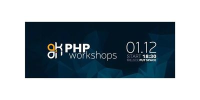 AKAI PHP Workshops #1 image