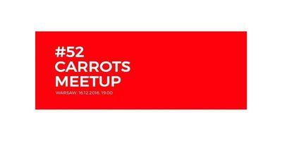 Carrots Meetup Warsaw #52 image
