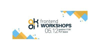 AKAI Frontend Workshops #2 image