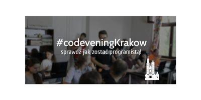 CodevenigKrakow - dobry wieczór z kodowaniem w Krakowie image