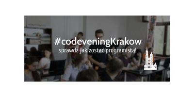 CodevenigKrakow - sprawdź jak zostać programistą! image