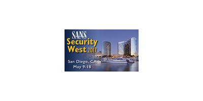 SANS Security West 2017 image