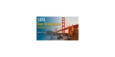 SANS San Francisco Summer 2017 image