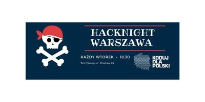 77. Warszawski Hacknight | praca projektowa image