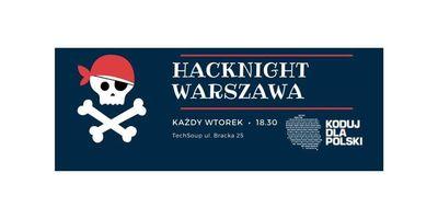 76. Warszawski Hacknight | praca projektowa image