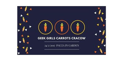 Geek Girls Carrots Cracow #February image