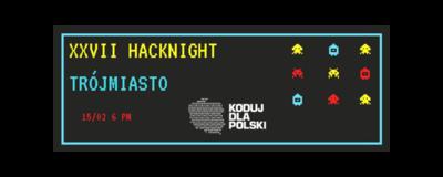 29. Wrocławski Hacknight Koduj dla Polski image