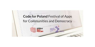 Code for Poland Festival of Apps for Communities and Democracy image