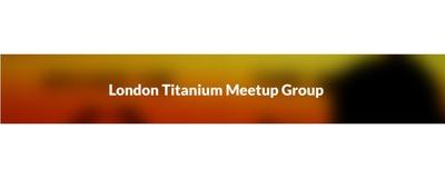 Titanium London Meetup at the Gable, Moorgate image