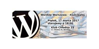 WordUp Warszawa - #jużcieplej image