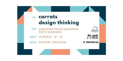 Carrots design thinking image