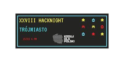 28. Hacknight Koduj dla Polski - Trójmiasto image