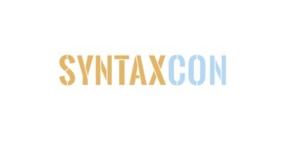 SyntaxCon 2017 image