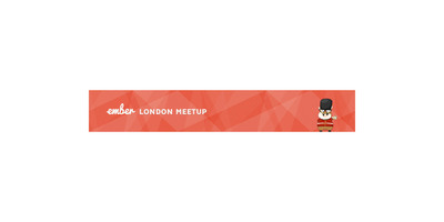 Ember London April 2017 Meetup image