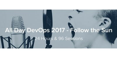 All Day DevOps 2017: Follow the Sun image