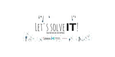 Let's Solve IT- together we are unstoppable! image