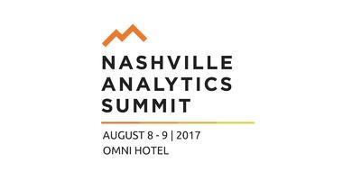 2017 Nashville Analytics Summit image
