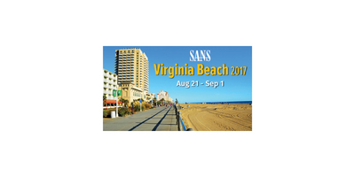 SANS Virginia Beach 2017 image