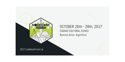 NodeConf Argentina 2017 image