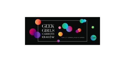 Geek Girls Carrots Cracow #June image