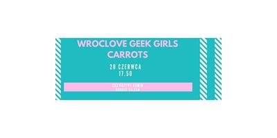 Wroclove Geek Girls Carrots #43 image