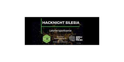 XXV Silesia Hacknight Koduj dla Polski image