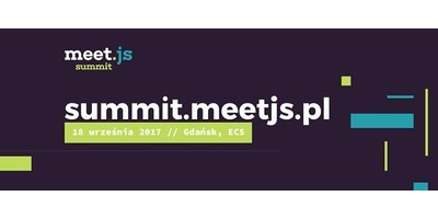 meet.js special summer edition - Białystok image