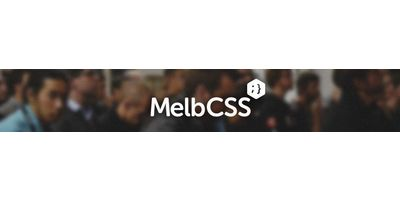 MelbCSS April 2017 meetup image