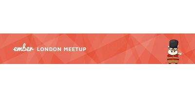 Ember London August 2017 Meetup image