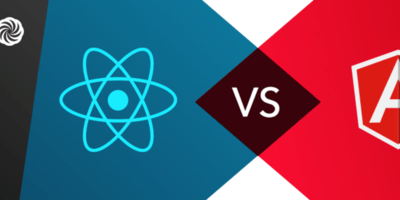 React vs Angular Meetup image