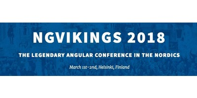 ngVikings Conference 2018 image