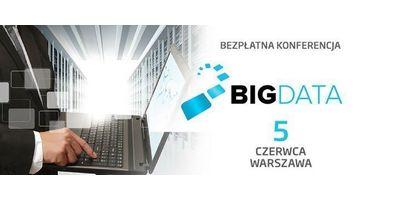 Big Data - Warszawa | 5 czerwca image