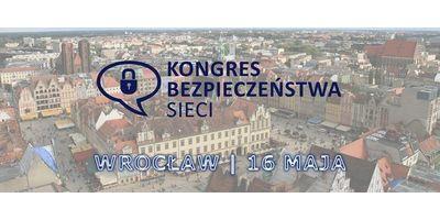 Kongres bezpieczeństwa sieci - Wrocław image