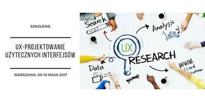 UX - Projektowanie użytecznych interfejsów image