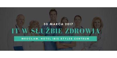 It w Służbie Zdrowia GigaCon - Wrocław, 30 marca 2017 image